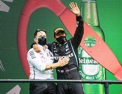 """Villeneuve: """"Lo que ayudaría a la imagen de Mercedes es ganar con un piloto que no sea Hamilton"""""""