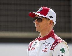 """Räikkönen: """"Está claro que no será sencillo estar en la lucha por los puntos con regularidad"""""""
