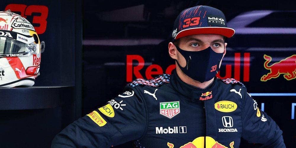Max Verstappen pisa fuerte en Baréin y marca el mejor tiempo en los Libres 1