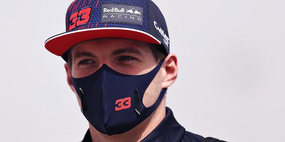 """Max Verstappen: """"Estoy contento con el inicio del fin de semana; mañana es cuando cuenta"""""""