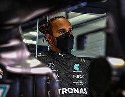 """Lewis Hamilton: """"Somos conscientes de que los Red Bull son los más rápidos en este momento"""""""