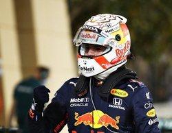Max Verstappen arrebata la pole position a los Mercedes por una diferencia inmensa en Baréin