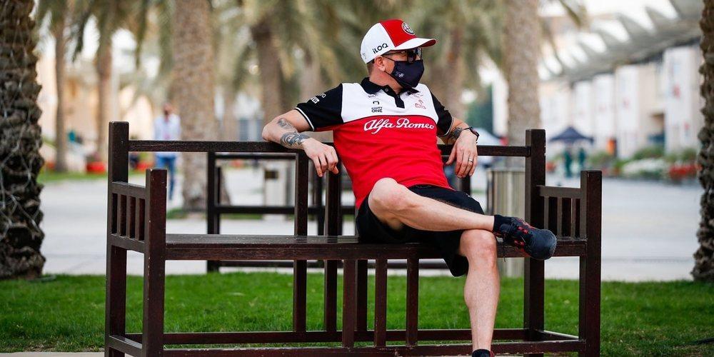 """Kimi Räikkönen: """"Hemos dado un paso adelante en comparación al año pasado"""""""
