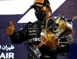 """Lewis Hamilton: """"Ha sido una de las carreras más difíciles que he tenido en mucho tiempo"""""""