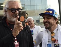 """Flavio Briatore: """"Creo que Alpine este año puede estar entre la 12ª y la 15ª posición"""""""