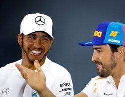 """Nick Heidfeld: """"Fernando Alonso era el piloto más completo; Hamilton, el más talentoso"""""""