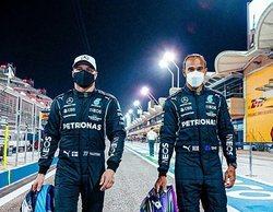 """Herbert: """"Bottas ha mejorado desde que ha llegado a Mercedes; no es suficiente para superar a Hamilton"""""""
