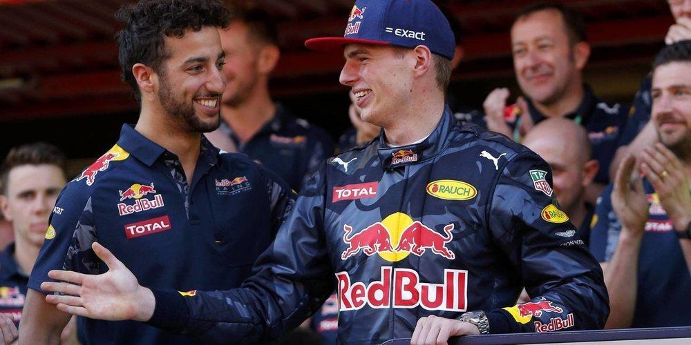 """Ricciardo: """"Verstappen y yo nunca nos odiamos, simplemente queríamos acabar con la carrera del otro"""""""