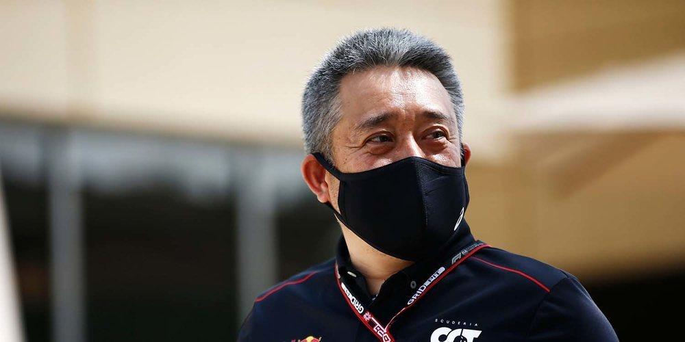 """Masashi Yamamoto, tras el GP de Baréin: """"Hemos perdido una carrera que podíamos haber ganado"""""""