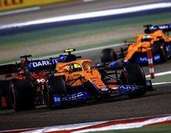 """Norris: """"Será difícil decir si seremos los mejores del resto; habrá batallas con Ferrari y Alpha Tauri"""""""