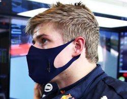 """Jüri Vips quiere seguir los pasos de Yuki hacia la F1 : """"No veo por qué no, es difícil predecir"""""""