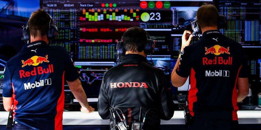 """Honda: """"Durante este parón, hemos analizado los datos para tomar medidas donde sea necesario"""""""