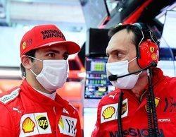 """Sainz: """"Ha sido un buen comienzo de fin de semana; las sensaciones en el coche son positivas"""""""