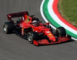 """Charles Leclerc: """"Nos falta un poco de velocidad en la recta, pero estoy muy contento"""""""