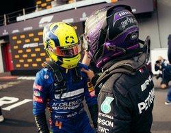 """Lewis Hamilton: """"Soy humano, estos errores ocurren, estoy agradecido por haber vuelto"""""""