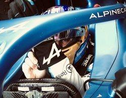 """Fernando Alonso: """"Fue una carrera complicada, pero el coche ha ido mejor este fin de semana"""""""