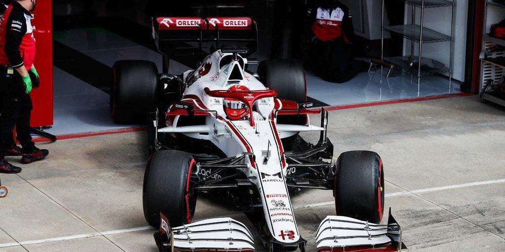 """Räikkönen: """"Sumar puntos desde la 16ª posición en parrilla hubiera sido una gran historia"""""""