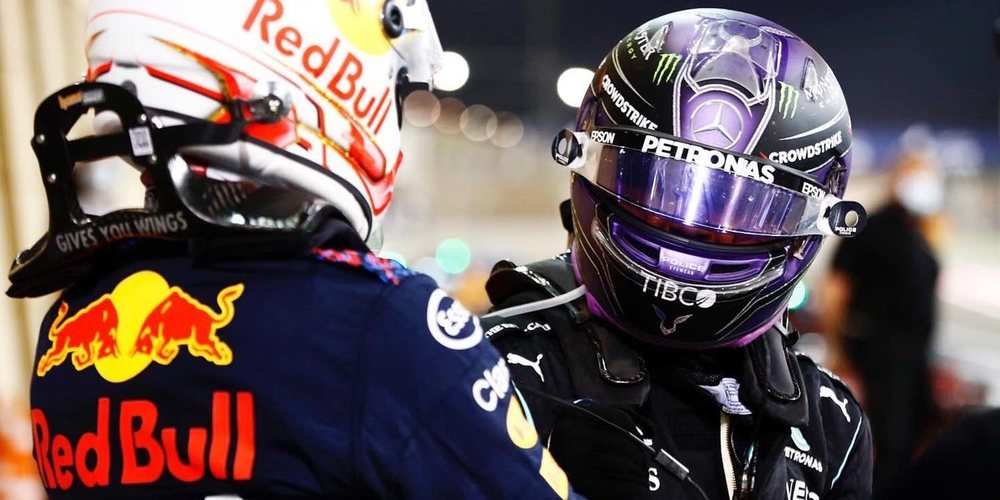"""Honda: """"Veremos una batalla dura entre Verstappen y Hamilton; haremos el máximo para luchar por el título"""""""