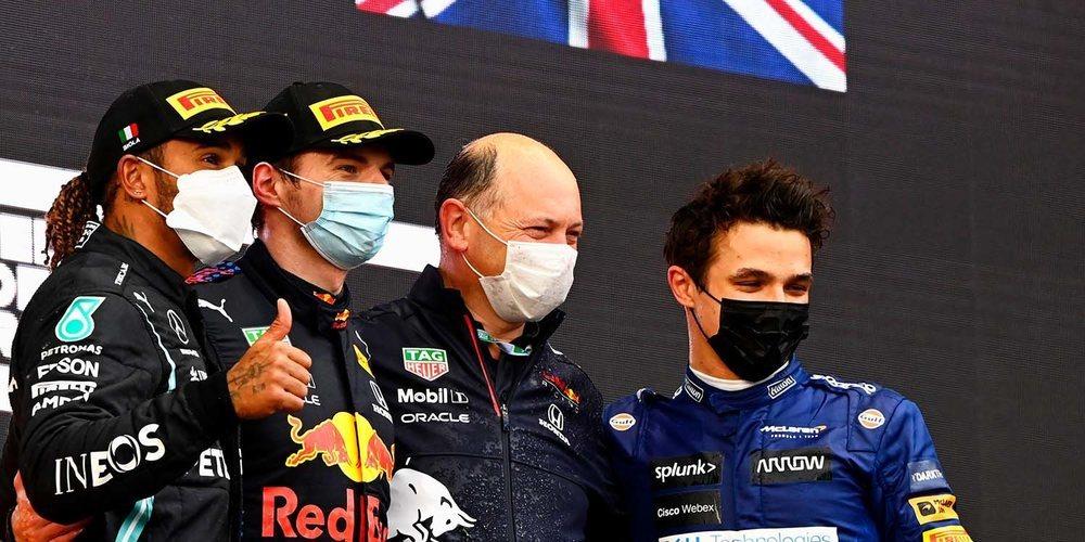 El briefing de F1 al Día: Gran Premio de Emilia Romaña 2021