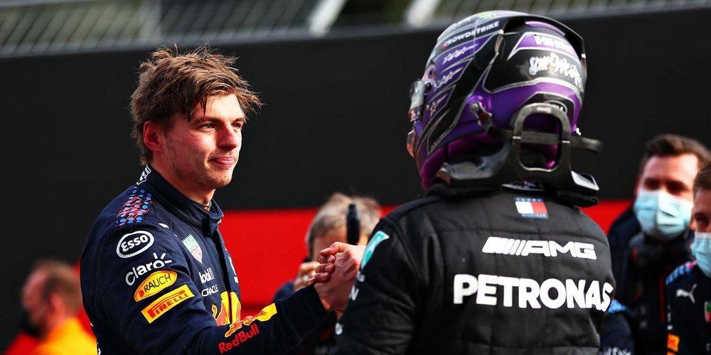 """Ross Brawn: """"Es fantástico para la F1 que haya una lucha intensa entre Hamilton y Verstappen"""""""