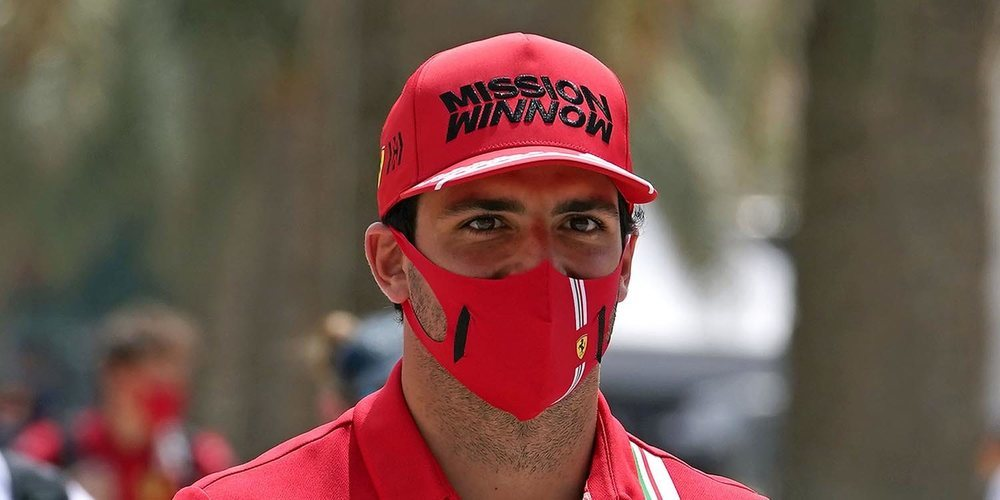 """Carlos Sainz: """"Quizá McLaren haya sido superior en los últimos GP; habrá una buena batalla"""""""