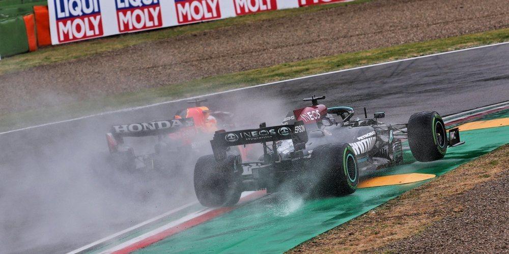 """Villeneuve: """"Pérez puede ayudar a Max más de lo que Bottas puede ayudar a Hamilton"""""""