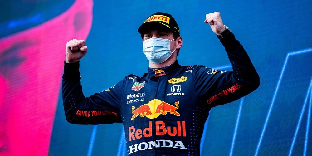 """Max Verstappen lo deja claro: """"Estoy muy feliz en Red Bull, no hay razón para cambiar"""""""