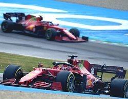"""Sainz: """"Estoy lejos de ser el Carlos de McLaren y el equipo lo sabe; la experiencia me hará más fuerte"""""""