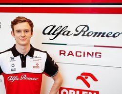 OFICIAL: Callum Ilott se convierte en el piloto reserva de Alfa Romeo para esta temporada