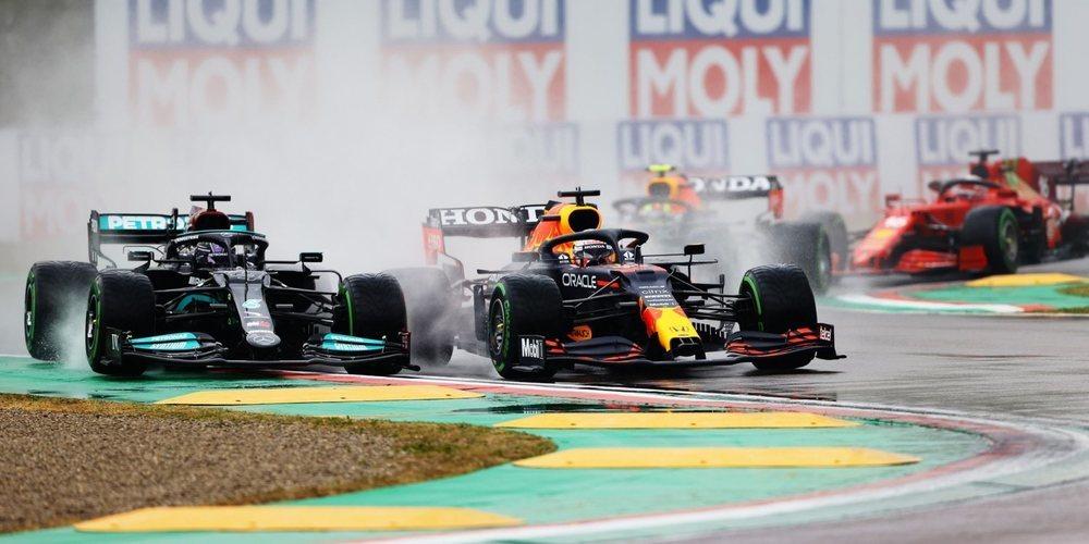 """Berger, sobre Max Verstappen: """"Todavía es joven y lo que no tiene, lo aprende muy rápido"""""""