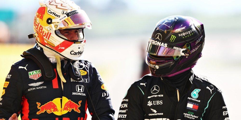 """Jos Verstappen: """"Ni Hamilton ni Verstappen quieren ser inferiores respecto al otro"""""""