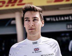 """Russell: """"Todos en Williams me han apoyado; estaban orgullosos de que estuviéramos en el Top 10"""""""