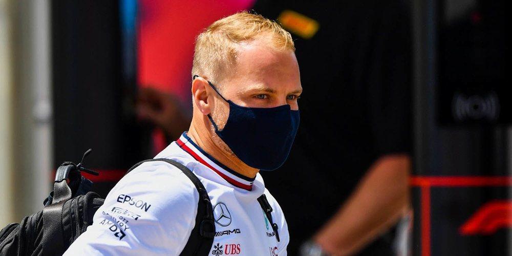 Valtteri Bottas comienza el fin de semana liderando en la primera sesión de Libres en Portugal