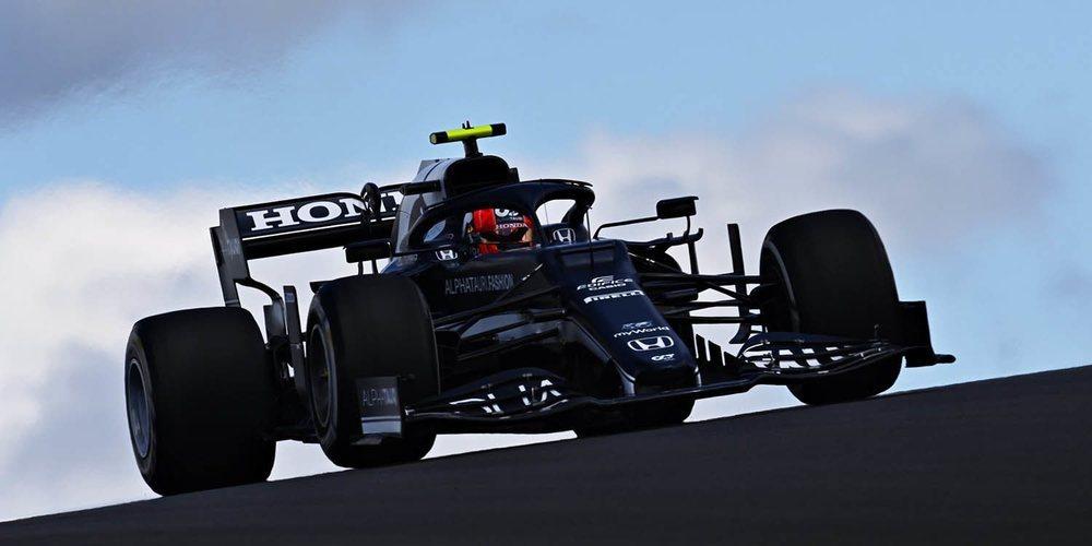 GP de Portugal 2021: Libres 2 en directo