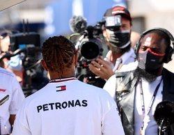 Lewis Hamilton pasa al ataque y lidera la segunda sesión de Libres en Portugal