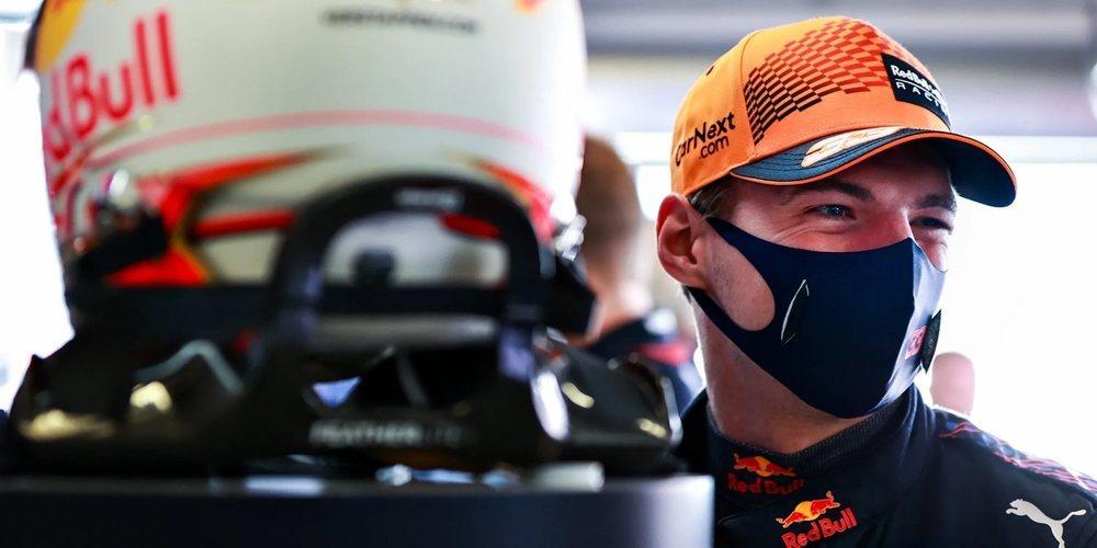 """Max Verstappen: """"Parece que este fin de semana volvemos a estar igualados con Mercedes"""""""