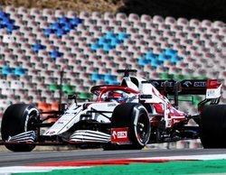 """Räikkönen: """"No ha sido el viernes más sencillo, tenemos trabajo que hacer antes de la clasificación"""""""