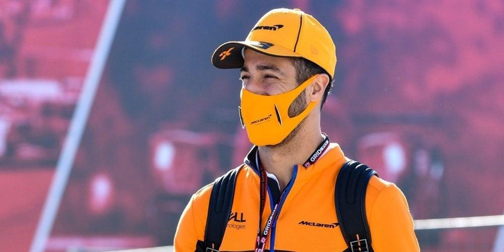 """Ricciardo, de Cyril: """"No quiero decirle que se haga un tatuaje y me envíe una foto, quiero estar"""""""