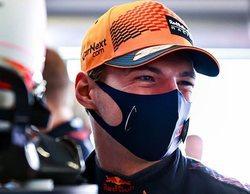 Max Verstappen se postula como candidato a la pole tras liderar en los últimos Libres en Portimao