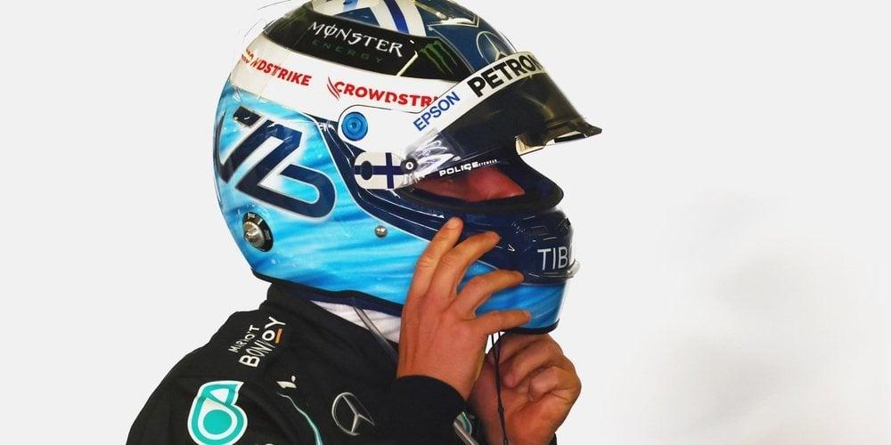 Valtteri Bottas sorprende en Portugal y se hace con su primera Pole de la temporada