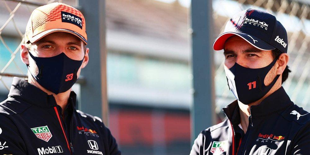 """Max Verstappen: """"Ser terceros no es lo que queríamos, pero somos competitivos para meter presión"""""""