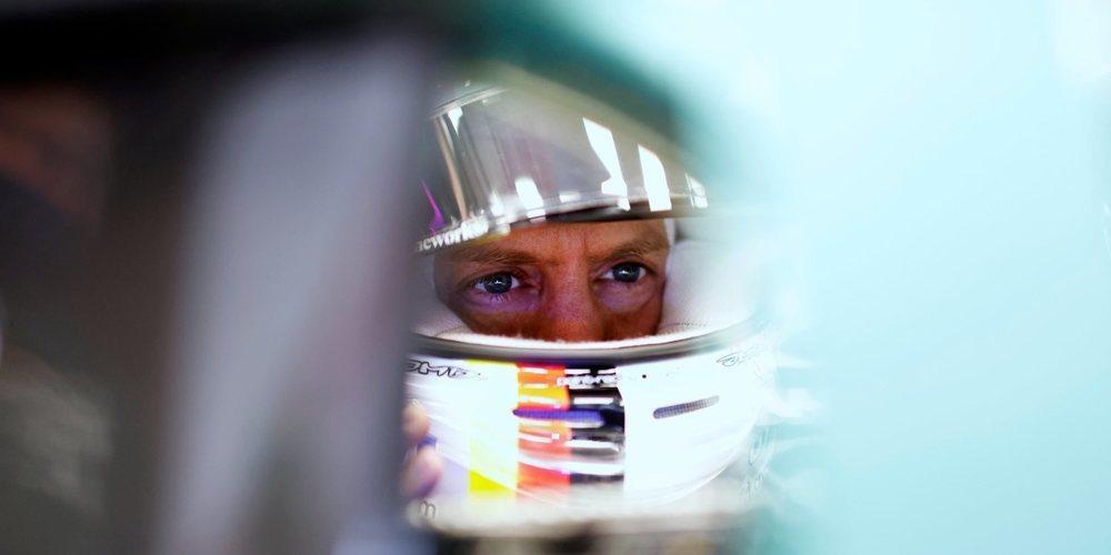 """Sebastian Vettel: """"Comenzamos en el Top 10, en medio de una gran pelea por los puntos"""""""
