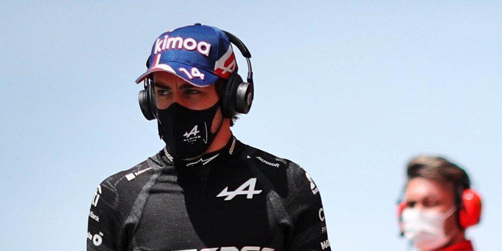 """Fernando Alonso: """"Hemos dado grandes pasos y luchando contra los Ferrari y los McLaren"""""""