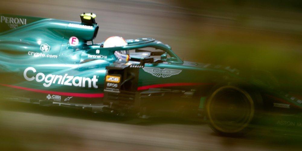 """Vettel: """"No tuvimos suficiente ritmo ni consistencia para mantenernos en los puntos"""""""