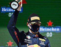 """Verstappen responde a Rosberg: """"No necesito que me haga darme cuenta de lo bueno que es Lewis"""""""