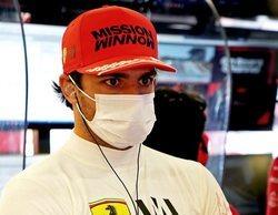 """Sainz: """"Hamilton está a un nivel muy alto con un coche que no es más rápido que el Red Bull"""""""
