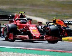 """Previa Ferrari - España: """"El coche ha mejorado en todas las áreas, veremos cómo funciona el SF21"""""""