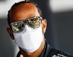 Lewis Hamilton toma las riendas liderando los segundos entrenamientos libres en España