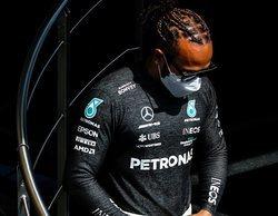 """Hamilton: """"Es increíble ver el progreso que están haciendo McLaren, Ferrari y Alpine; eso nos presiona"""""""