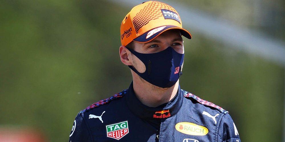 """Max Verstappen: """"El coche parece competitivo, tenemos que asegurarnos de estar arriba"""""""